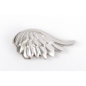 "Magnet "" Wing "" silver"