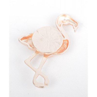 "Magneet ""Flamingo"" rosé"