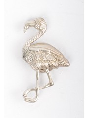 "Magnet ""Flamingo"" gold"