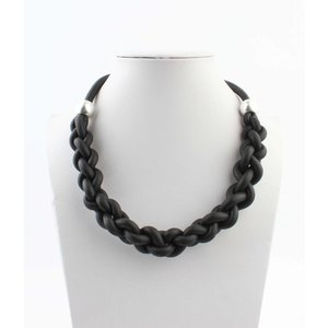 "Necklace ""Janine"" black"