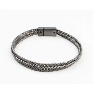 "Armband ""Alma"" antraciet"