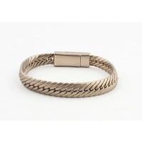 """Armband """"Gaia"""" mat goud"""