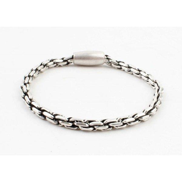 "Bracelet ""Elora"" old silver"