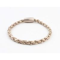 """Bracelet """"Elora"""" mat gold"""