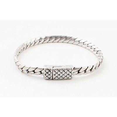 """Armband """"Alena"""" oud zilver"""