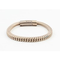"Armband ""Lora"" matt gold"
