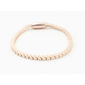 "Bracelet ""Irina"" mat rosé"