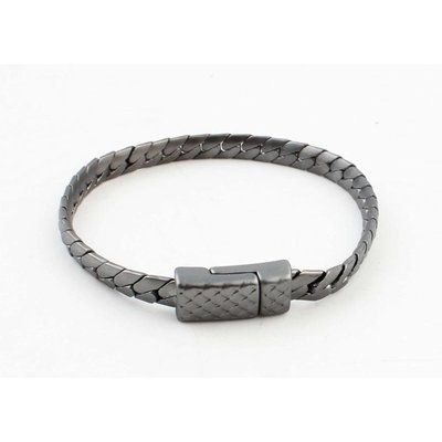 "Armband ""Alena"" Antraciet"