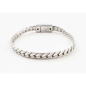"""Bracelet """"Alena"""" old silver"""