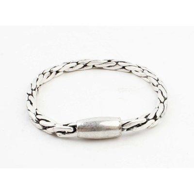 "Armband ""Salena"" oud zilver"