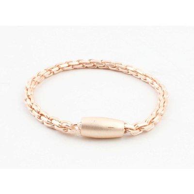 """Armband """"Elora"""" mat rosé"""