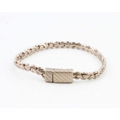 """Armband """"Alma"""" mat goud"""