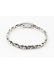 "Armband ""Alma"" oud zilver"