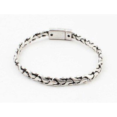 """Bracelet """"Alma"""" old silver"""