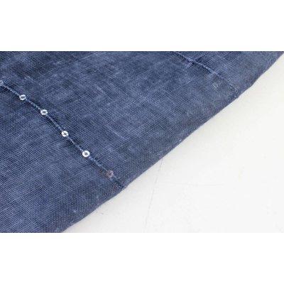 """Schal """"Kopenhagen"""" Jeansblau"""