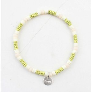 """Bracelet """"Zora"""" yellow"""