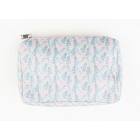 "Make up bag ""Fantasy"" pink"