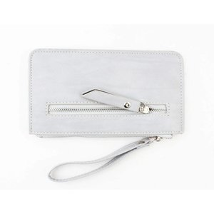 "Wallet ""Zipper"" grey"