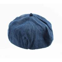 """Mütze """"Denim"""" dunkelblau"""