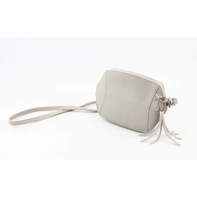 "Cross body ""Petite"" grey"
