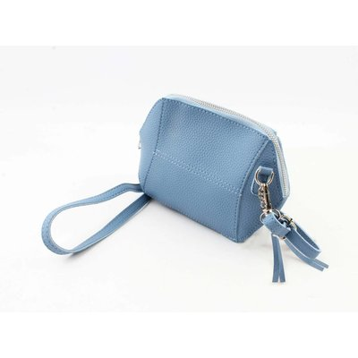 "Cross body ""Petite"" blue"