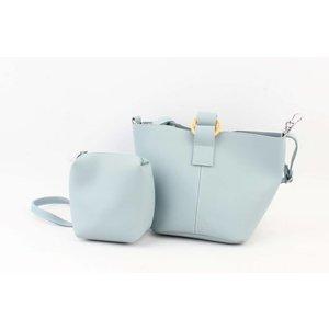 """Handbag """"Maral"""" blue"""