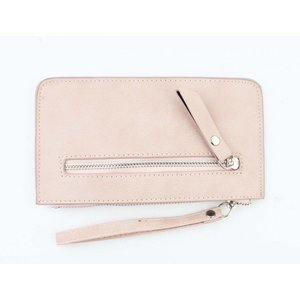 "Wallet ""Zipper"" pink"