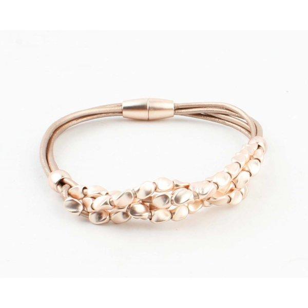 "Armband ""Lili"" rosé"