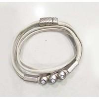 "Bracelet ""Vanity"" taupe"