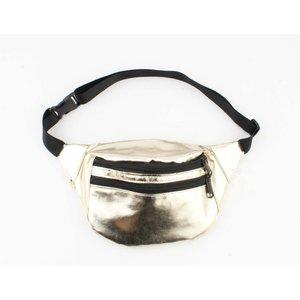 "Waist bag ""Shiny"" gold"