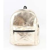 "Backpack ""Shiny"" gold"