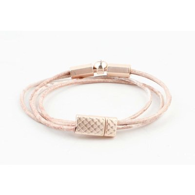 """Armband """"Ebenezer"""" vintage rosa"""