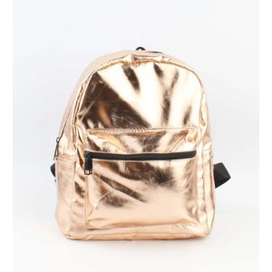 "Backpack ""Shiny"" rosé"