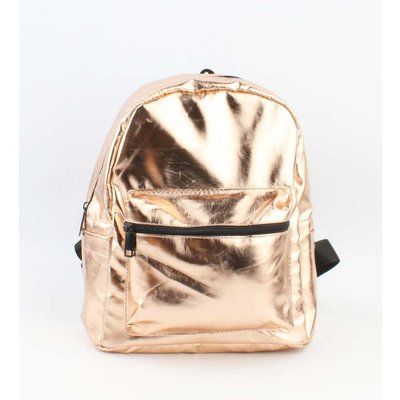 "Backpack ""Shiny"" rosé"