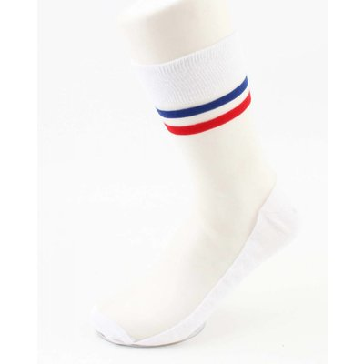 "Socken ""Vive la France"" rot"