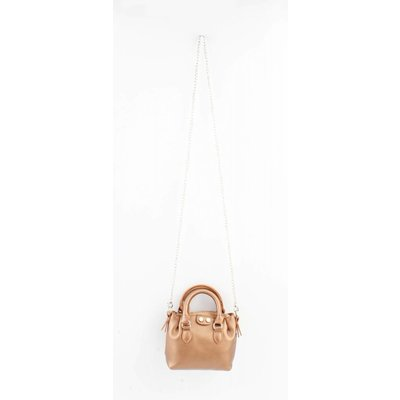 "Crossbody ""Petit"" bronze"