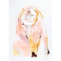 """Scarf """"Elske"""" pink"""
