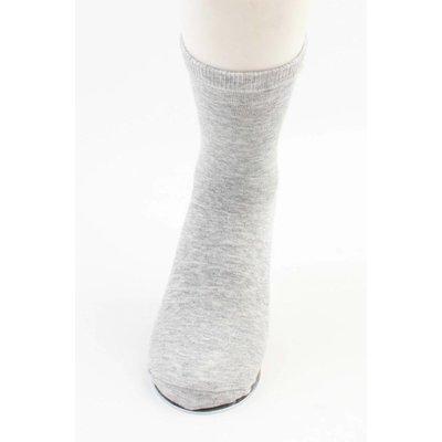 "Socks ""Triangle pearls"" grey"