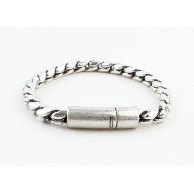 """Armband """"Noor"""" oud zilver"""