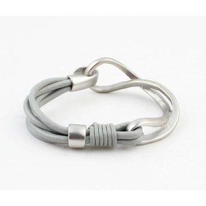 "Bracelet ""Fantasy"" grey"