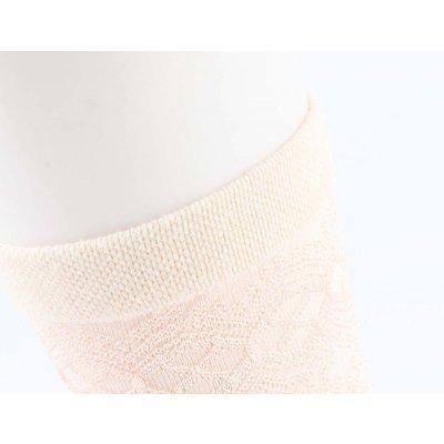 "Socks ""Marit"" old pink, per 2 pairs"
