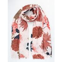 """Sjaal """"Marije"""" roze"""