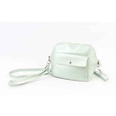 "Cross body ""Pocket"" mint"