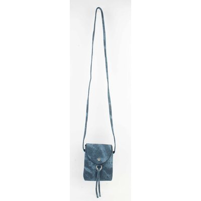 "Cross body ""Madee"" blue"