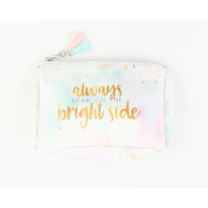 "Cosmetic bag ""Bright side"" multi-color"