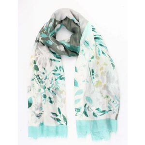 "Scarf ""Laura"" mint"