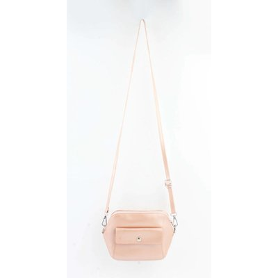 "Crossbody ""Pocket"" peach"