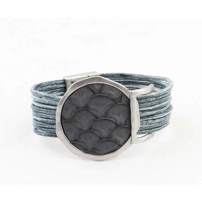 """Armband """"Kiana"""" blau"""