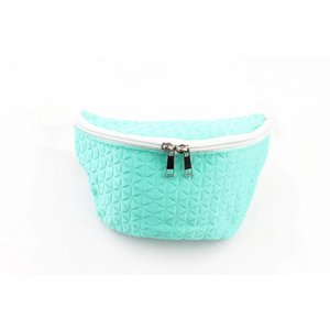 "Waist bag ""Imre"" mint green"