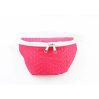 "Waist bag ""Imre"" raspberry"